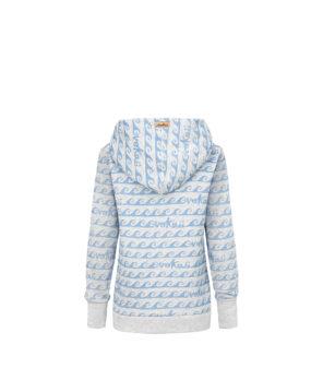 Ciepła bluza z kapturem: Bombora - tył