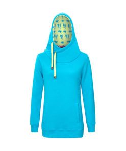 Hoodie with Large Hood front