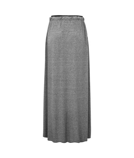 Damska sukienka z tkaniny bambusowej
