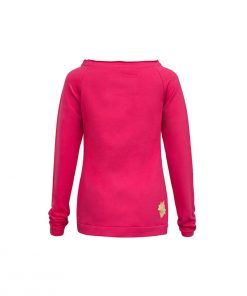 Evokaii Women Surf Style Mermaid Pink Back