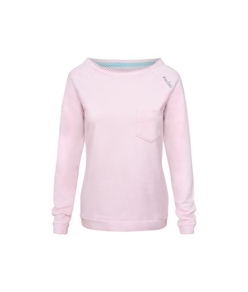 Evokaii Women Surf Style Mermaid Light Pink Front