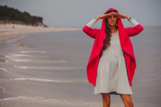 Evokaii Summer Hood Pink / Kickflip Dress