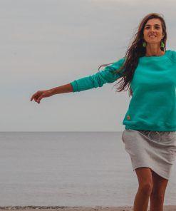 Evokaii Epic Ocean Surf Hoodie / Keg Skirt
