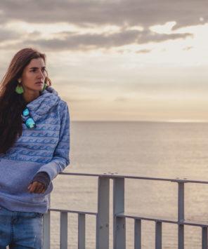 Bluza z kapturem: Bombora