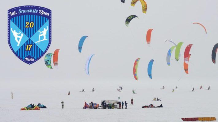 Snowkite Open Resia