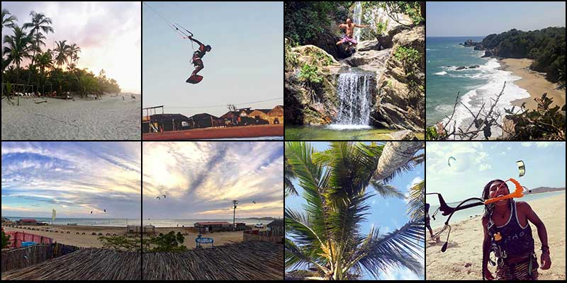 Collection of Surf And Travel Pictures of Colombia