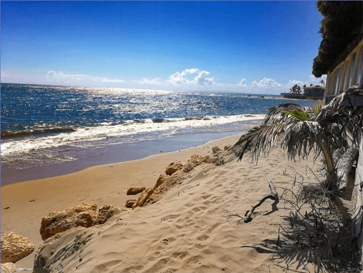 Nadine Stippler Evokaii Story Sri Lanka - Beach