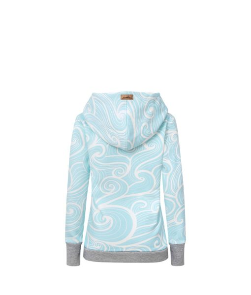 Evokaii Women Surf Style Bombora Back Waves
