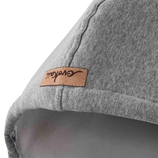 Evokaii Kangoo Grey Hood