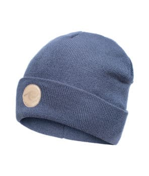 Evokaii Surf Beanie Anthracite Colour
