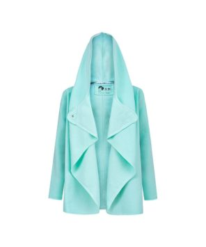 Evokaii Girls Aloha Women Surf Coat Pastel Dream Open