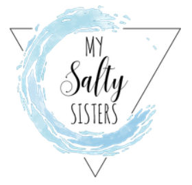 My Salty Kitesurf Sisters Logo