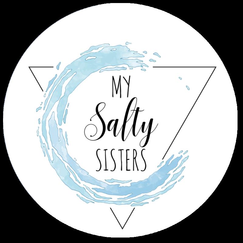 My Salty Sisters Logo