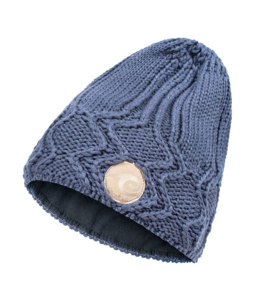 Evokaii Knitted Surf Beanie Anthracite Colour