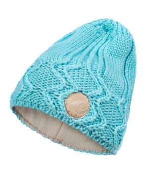Evokaii Knitted Surf Beanie Mint Colour