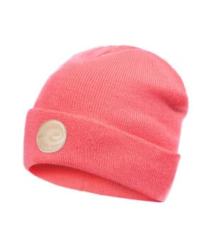 Evokaii Surf Beanie Salmon Colour