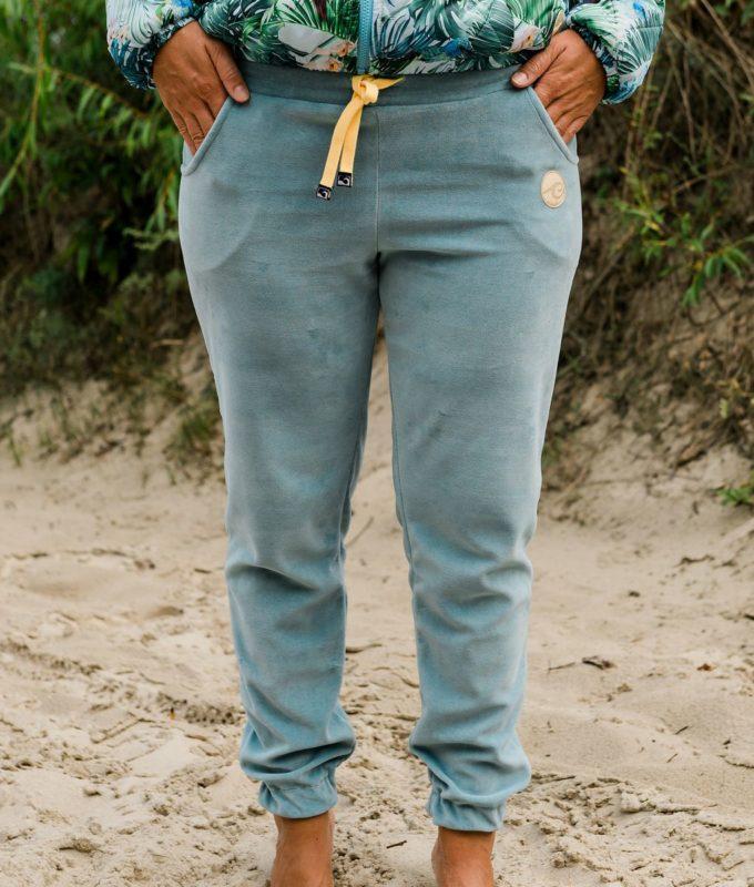 Velvet Pants Arctic Front
